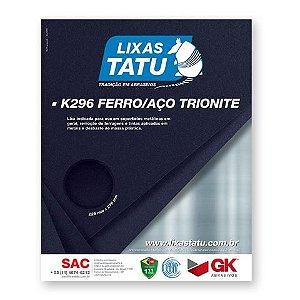 Lixa de Ferro Grão 080 Tatu