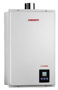 Aquecedor à Gás LZ-3700 Glp 36,5L Lorenzetti