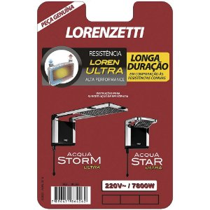 Resistência 3065-B 7800w 220v Lorenzetti