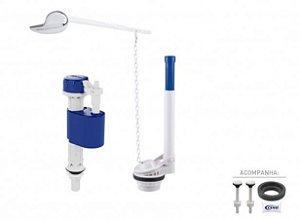 Kit para Caixa Acoplada Masterflux + Acionamento Frontal 9567 Censi