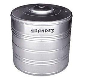 Caixa D'Água em Aço Inox 1.500L AC Sander