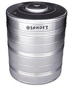Caixa D'Água em Aço Inox 2.000L AC Sander