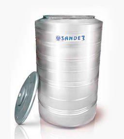 Caixa D'Água em Aço Inox 3.000L BG Sander