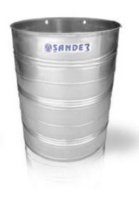 Caixa D'Água em Aço Inox 1.500L EP Sander