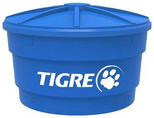 Caixa D'água Polietileno com Tampa 1000L Tigre