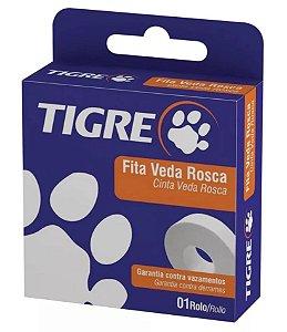 Fita Veda Rosca 18mmx10m Tigre