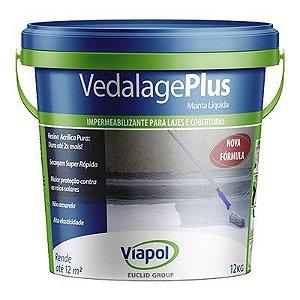 Vedalage Plus Concreto 12kg Viapol