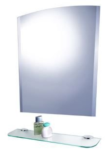 Espelho Cris-Belle 50x70cm Ref.259 Cris-Metal