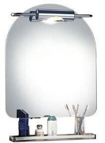 Espelho Cris-Pratic 50x71cm Ref.519 Cris-Metal
