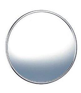 Espelho Cristal 40cm Redondo Ref.505 Cris-Metal