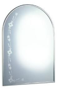 Espelho Floral 47x66cm Ref.541 Cris-Metal