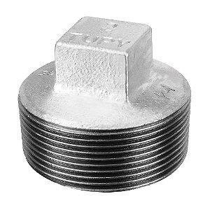 Bujão (Plug) Galvanizado Tupy