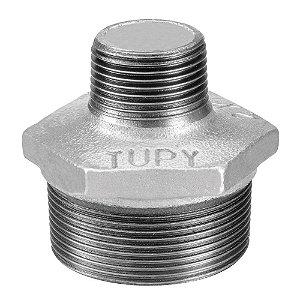 Niple Duplo de Redução Galvanizado Tupy