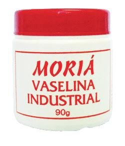 Vaselina Industrial Branca 90g Moriá