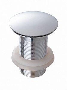 Válvula Tanque Fechamento de Pressão 1.1/4 Cromado 1610 Meber