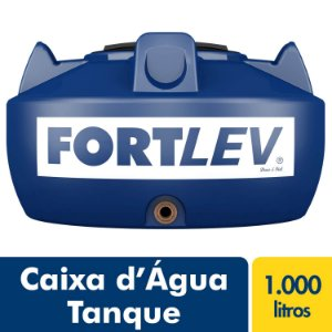 Tanque Polietileno 1.000L Fortlev