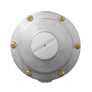 Regulador de Gás Semi-Industrial 5kg/h 506/02 Aliança