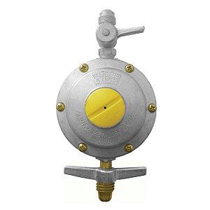 Regulador de Gás Doméstico 2kg/h sem Mangueira 506/09 Aliança