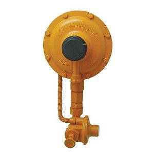 Regulador de Gás Industrial 50kg/h Laranja DSA76510/01 Aliança