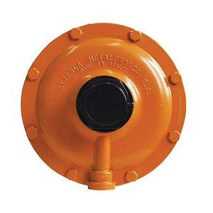 Regulador de Gás Industrial 12kg/h Laranja 76511/01 Aliança