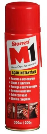 Micro-Óleo Anticorrosivo M1 300ml Starret