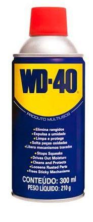 Óleo Mulituso 300ml WD-40
