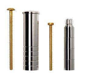 Kit Prolongador para Registro de Gaveta ou Pressão 40mm 4504.010 Deca