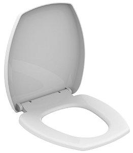 Assento Sanitário Smart Modelo Thema Incepa PP Branco Tigre