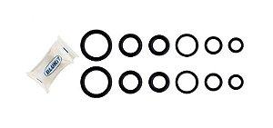 Kit de Anéis O'Ring para Registro e Torneira 100812 Blukit