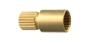 Estria Prolongadora Padrão Docol / Forusi 10mm 161603 Blukit
