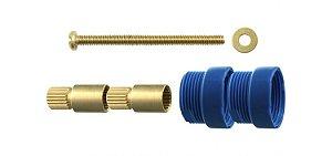 Prolongador para Registro de Pressão e Gaveta Padrão Docol  20 mm 161617 Blukit