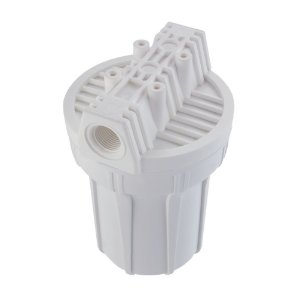 "Filtro Ponto de Uso 5"" Acquacarbon Branco para Torneira 907-0024 Hidrofiltros"