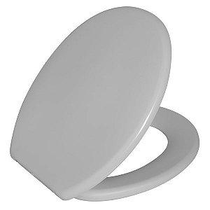 Assento Sanitário Convencional PP TPJ/AS Soft Branco Astra