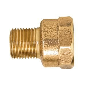 "Prolongador Invertido Cobre  1/2"" x 3/4"" N.731-R Eluma"