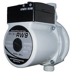 Pressurizador Mini Bomba RW9 - 127v Rowa