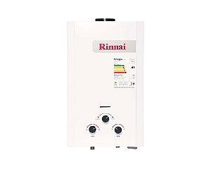 Aquecedor à Gás REU-M090 (85 BR) Glp 10L Rinnai