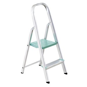 Escada de Alumínio Classic 2 Degraus Ref. 91850/102 Tramontina