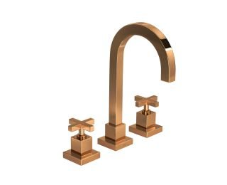 Misturador de Lavatório Bica Alta Duna Quadratta 1877.GL94.RD Deca