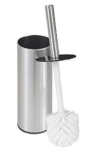 Escova para Banheiro em Aço Inox com Acabamento Scotch Brite Ref. 94533/008 Tramontina