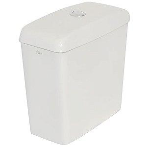 Caixa Acoplada Lavanda Eco System Branco Fiori