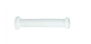 Tubo de Ligação para Bacia 1.1/2X23Cm PVC VLP313WWG Esteves