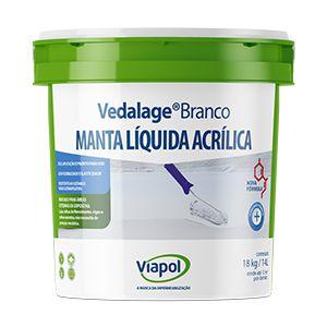 Vedalage Branco Balde 14L/18kg Viapol
