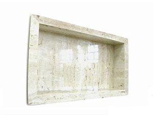 Nicho em Porcelanato Polido 56x34x8cm Roma 002/001 Murano