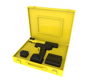 Mini Alicate Prensar Alpex com Bateria Tigre