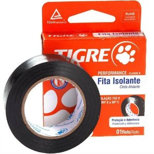 Fita Isolante Performance 5m Tigre
