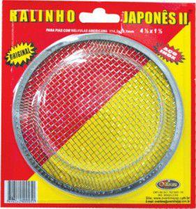 "Ralinho Japonês Inox para Válvula Pia Americana 4.1/2"" Overtime"