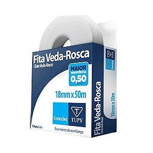 Fita Veda Rosca 18mmx50m Extra Tupy