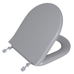 Assento Sanitário Calypso PP Almofadado TCP/K Biscuit 57 Astra