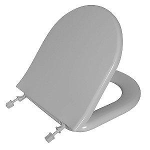 Assento Sanitário Calypso PP Almofadado TCP/K Branco Astra