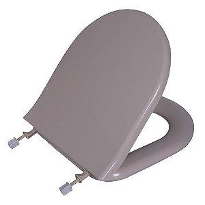 Assento Sanitário Calypso PP Almofadado TCP/K Pessego 80 Astra